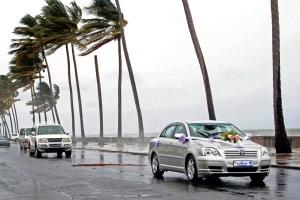 В южной Африке бушует шторм «Ирина». © Louise Sherwood/AP Photo